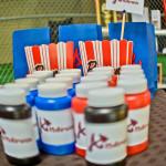 Baseball birthday party foods