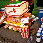 Baseball birthday party food ideas