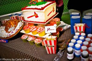 Baseball birthday party invitation ideas and plans