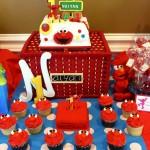 Elmo birthday party idea
