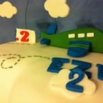 Welcome Aboard Cake