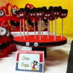 Mickey Mouse decoration idea